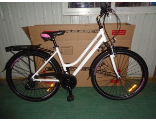 "Crosser 700C CITY 28"" aluminium"